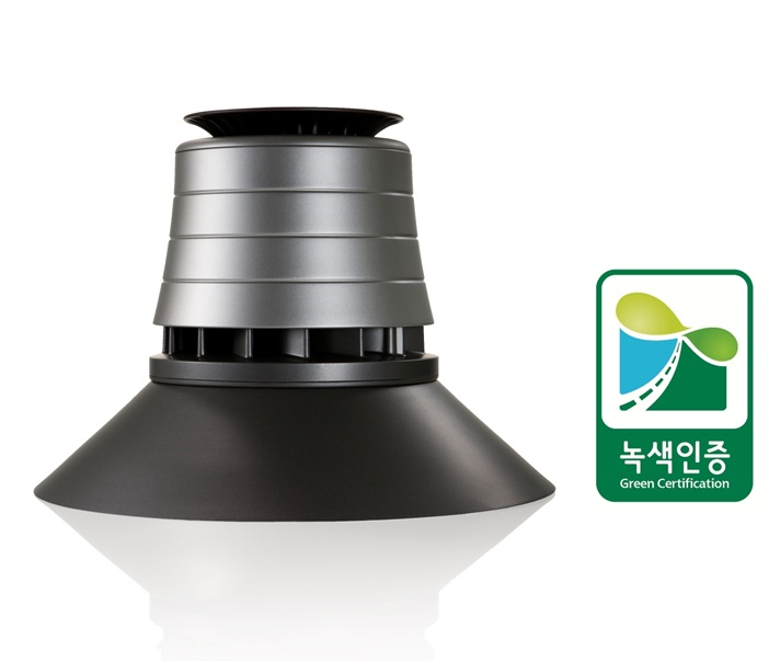 POSCO LED LED Bay Light acquires Green Certification
