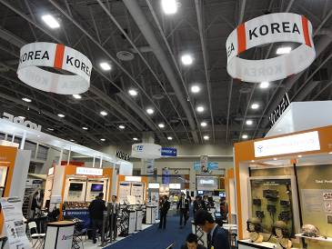 participating in the World Smart Grid Expo in Seoul